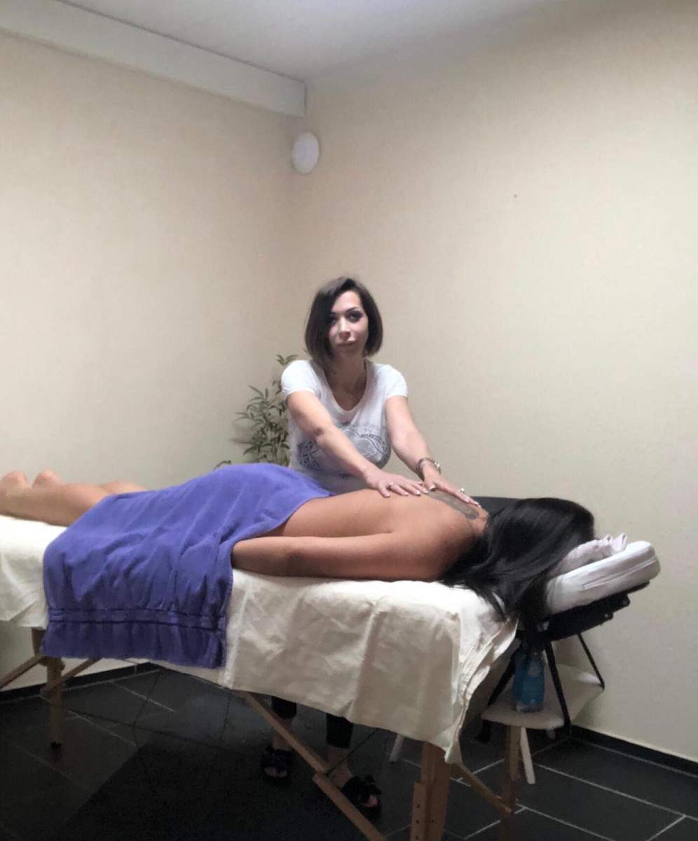 Becky Massage Winterthur. Entspannung und Erholung