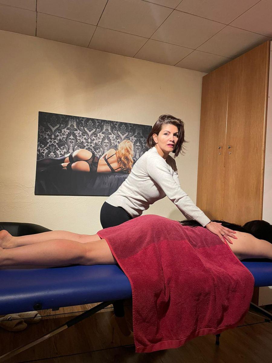 Conni Massage Entspannung Belebung Beratung