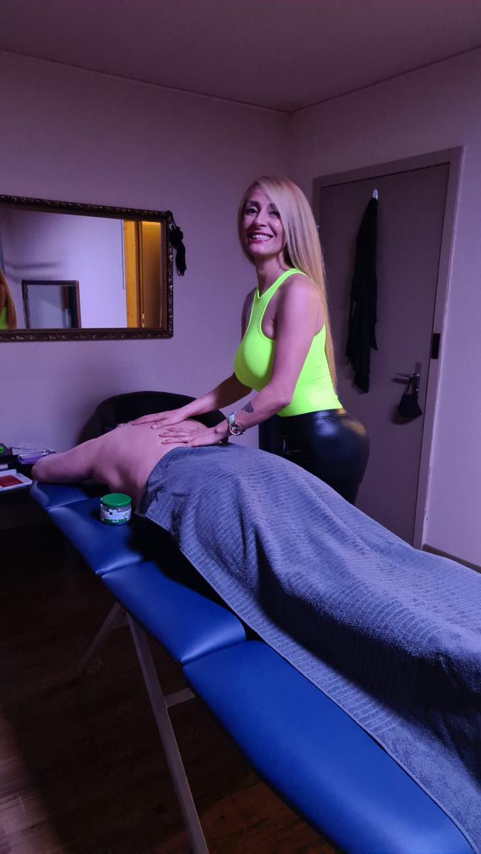 Patricia Entspannung Massage Spa Wellness