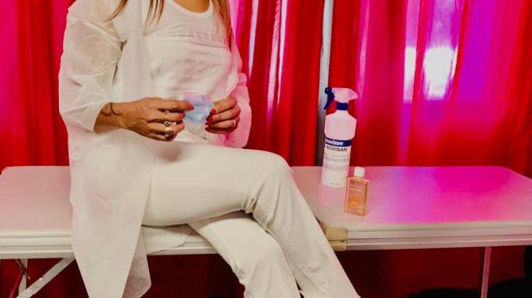 TS Roxanna Massage Winterthur