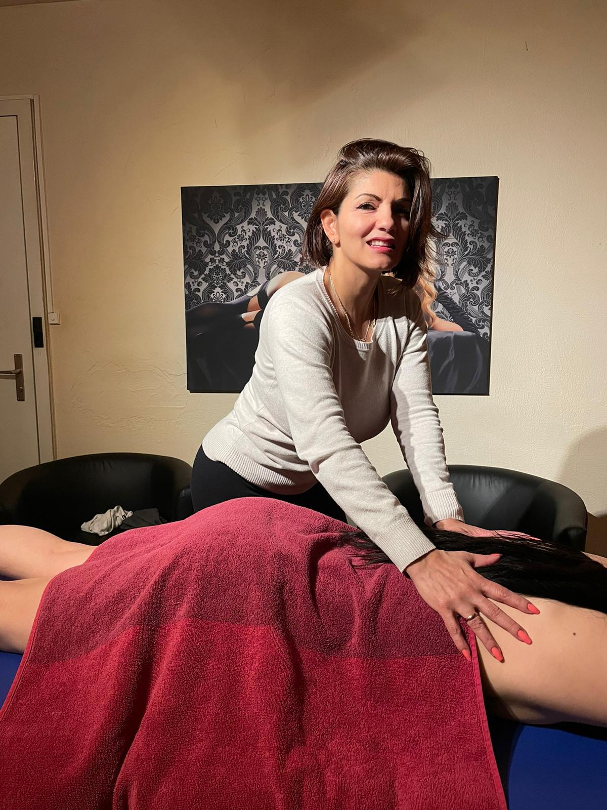 Conni Massage Entspannung Beratung